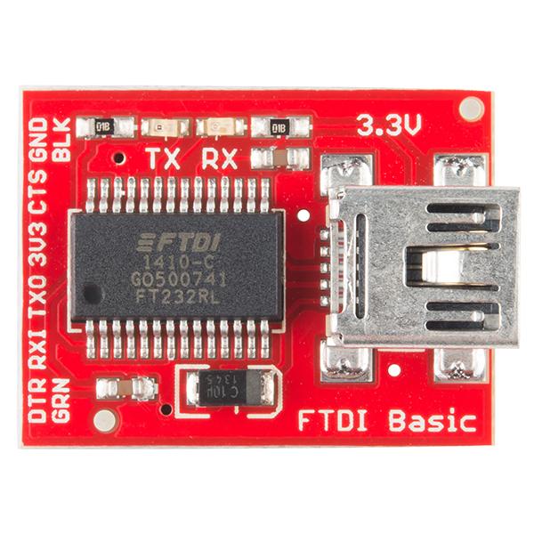 FTDI USB to Serial Converter