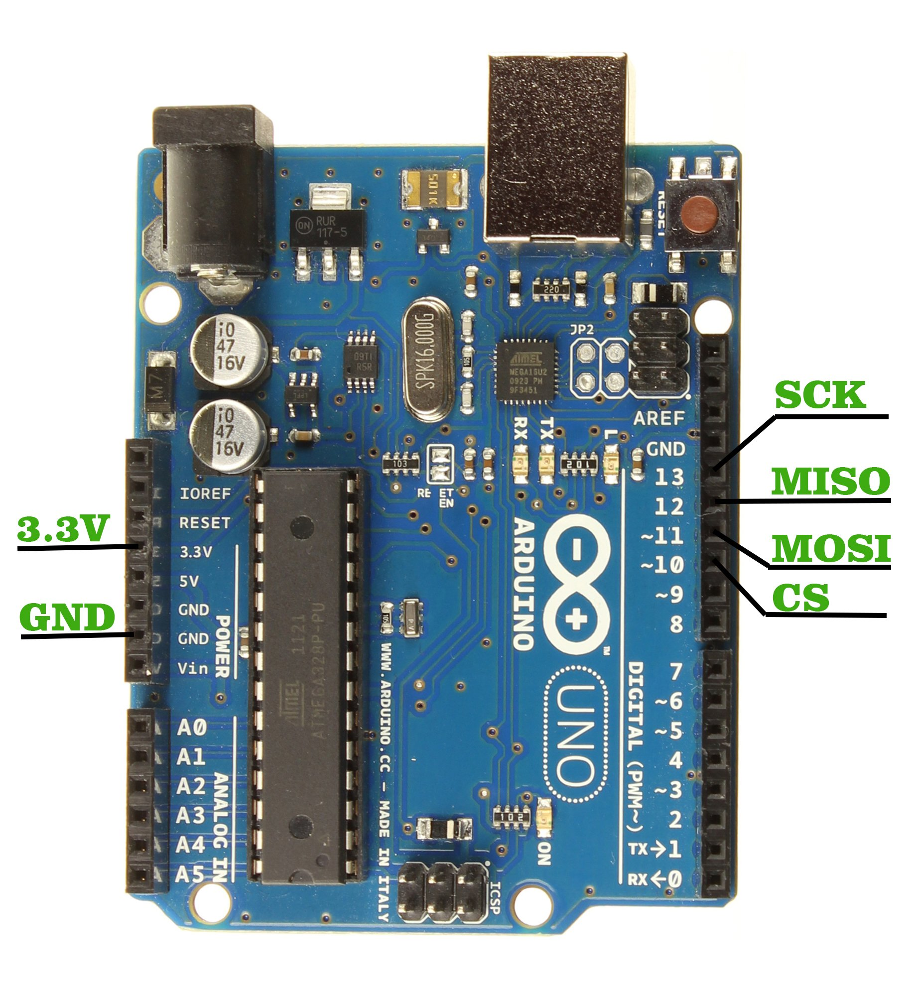 Arduino spi library download github