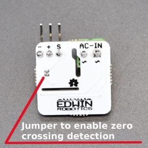 AC mains zero crossing detection