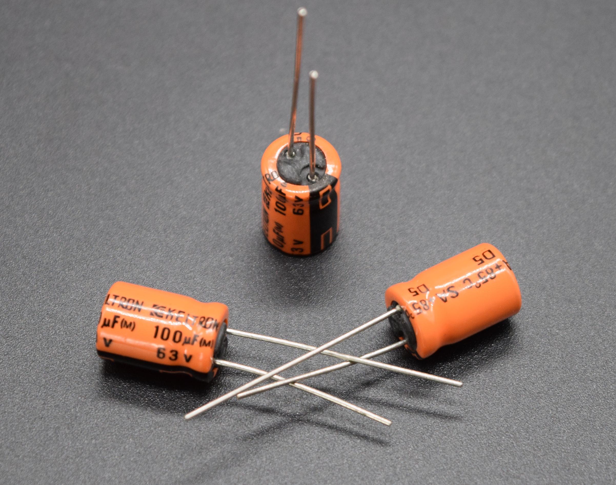 100uf capacitor