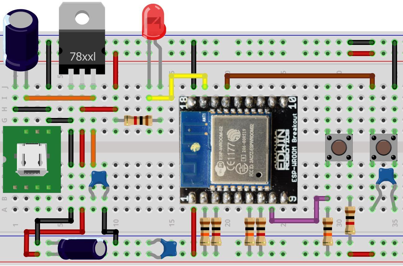 ESP8266 Wroom arduino