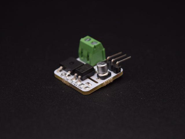230v/110v AC Mains Detection Module Hookup Guide