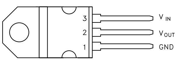 ld33v pins pinouts