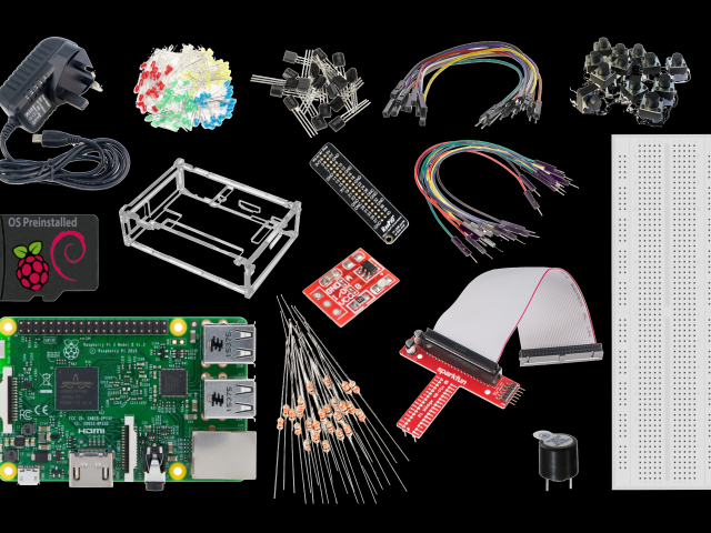 Getting Started with Raspberry Pi and Electronics