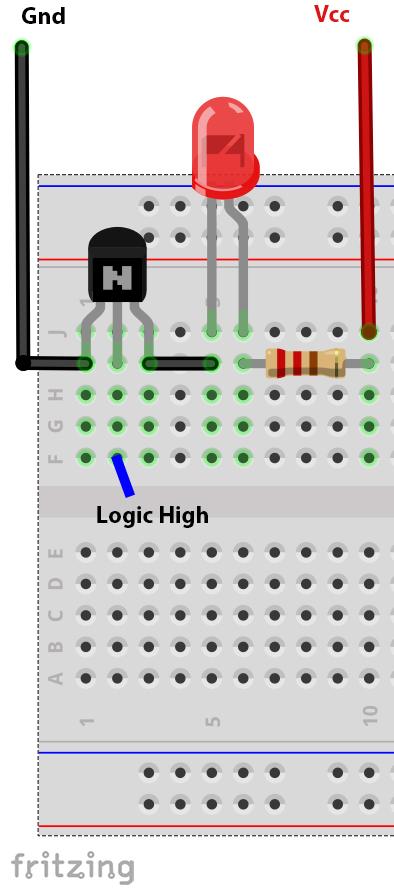 Transistor-N
