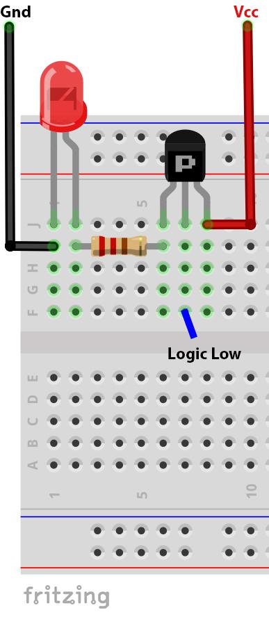 Transistor-P
