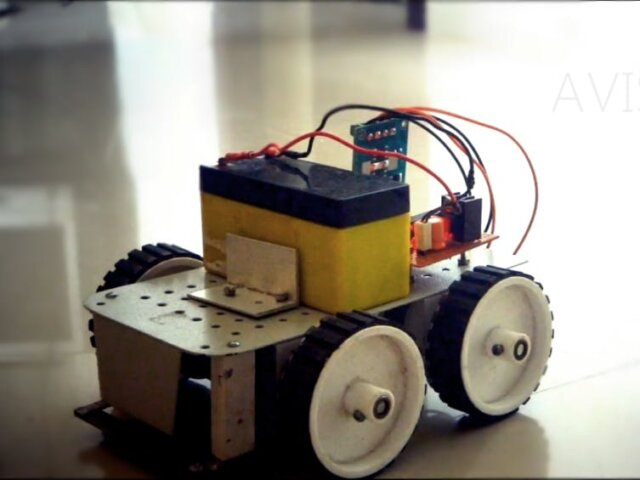 DIY Remote Control Car